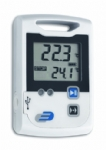 Data Logger Temperatura Interna e Externa Log 100